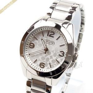 コーチ COACH レディース腕時計 トリステン ブレスレット 32mm シルバー 14501778 [在庫品]|brandol