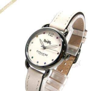 コーチ COACH レディース腕時計 Delancey デランシー 28mm アイボリー 14502915 [在庫品]|brandol