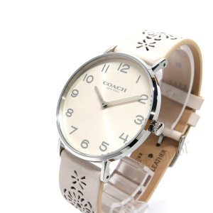 コーチ COACH レディース腕時計 Perry ペリー 36mm アイボリー×ホワイト系 14503029 [在庫品]|brandol|02