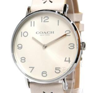 コーチ COACH レディース腕時計 Perry ペリー 36mm アイボリー×ホワイト系 14503029 [在庫品]|brandol|03