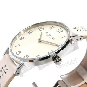 コーチ COACH レディース腕時計 Perry ペリー 36mm アイボリー×ホワイト系 14503029 [在庫品]|brandol|04