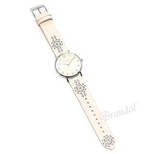 コーチ COACH レディース腕時計 Perry ペリー 36mm アイボリー×ホワイト系 14503029 [在庫品]|brandol|06