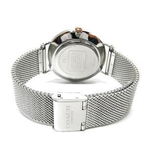 コーチ COACH レディース腕時計 Perry ペリー 馬車モチーフ 36mm シルバー 14503124 [在庫品] brandol 05