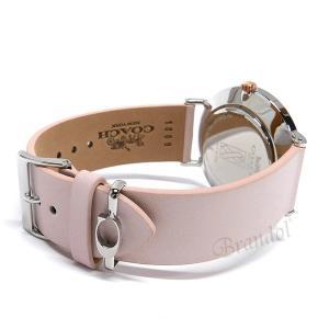コーチ COACH レディース腕時計 Perry ペリー 36mm シルバー×ピンク 14503128 [在庫品] brandol 05
