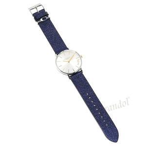 コーチ COACH レディース腕時計 Perry ペリー 馬車モチーフ メタリック ベルト 36mm シルバー×ネイビー 14503156|brandol|06
