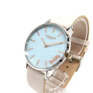 コーチ COACH レディース腕時計 Perry ペリー 36mm ライトブルー×ホワイト 14503270 [在庫品]|brandol|02