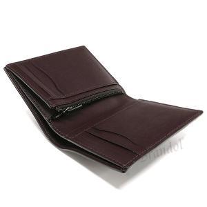 コーチ COACH メンズ 二つ折り財布 レザー ブラック F11989 BLK 【コーチアウトレット】 [在庫品]|brandol|04