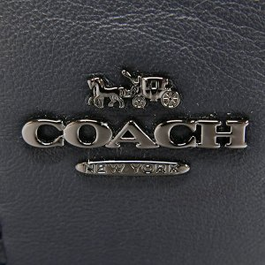 コーチ COACH レディース ショルダーバッグ イーディー レザー ショルダー ネイビー F20334 DKBHP 【コーチアウトレット】 [在庫品]|brandol|08