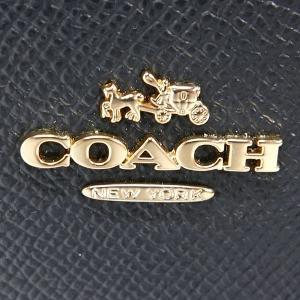 コーチ COACH レディース トートバッグ ターンロック レザートート ネイビー F29086 LINAV 【コーチアウトレット】 [在庫品]|brandol|07
