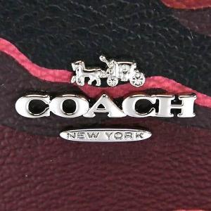 コーチ COACH レディース 二つ折り財布 カモフラージュ 迷彩柄 ボルドー系 F32155 SVBG2 【コーチアウトレット】 [在庫品]|brandol|05