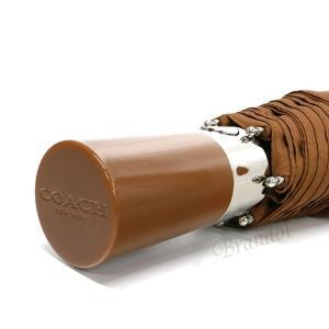 コーチ COACH レディース 折りたたみ傘 シグネチャー 55cm ベージュ F63364 SVBDX 【コーチアウトレット】 [在庫品]|brandol|05