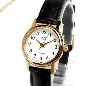 カシオ CASIO レディース腕時計 チプカシ ベーシック 海外モデル 24mm シルバー×ブラック LTP-1095Q-7B [在庫品]|brandol