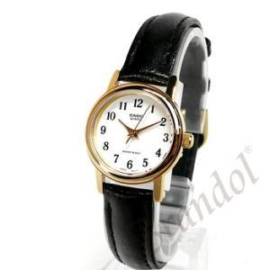 カシオ CASIO レディース腕時計 チプカシ ベーシック 海外モデル 24mm シルバー×ブラック LTP-1095Q-7B [在庫品]|brandol|02