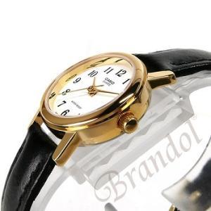 カシオ CASIO レディース腕時計 チプカシ ベーシック 海外モデル 24mm シルバー×ブラック LTP-1095Q-7B [在庫品]|brandol|04
