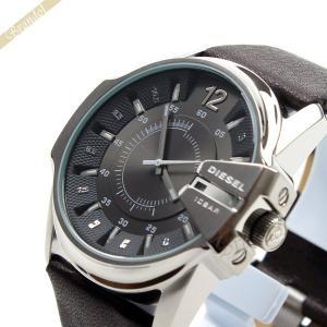 ディーゼル DIESEL メンズ腕時計 マスターチーフ メタリックグレー DZ1206 [在庫品]|brandol
