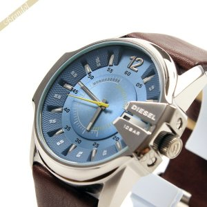 ディーゼル DIESEL メンズ腕時計 マスターチーフ ブルー DZ1399 [在庫品]|brandol