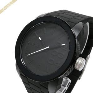 ディーゼル DIESEL メンズ腕時計 FRANCHISE フランチャイズ 44mm オールブラック DZ1437 [在庫品]|brandol