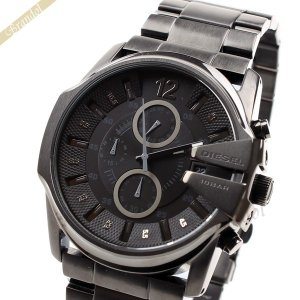 ディーゼル DIESEL メンズ腕時計 マスターチーフ クロノグラフ ブラック DZ4180 [在庫品]|brandol