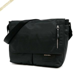 ディーゼル DIESEL メンズ ショルダーバッグ BEAT THE BOX CHORUS ブラック X02999-P0409/H1669 [在庫品]|brandol
