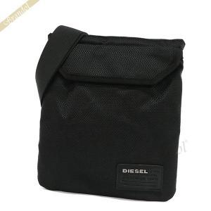 ディーゼル DIESEL メンズ ショルダーバッグ CLOSE RANKS F-CLOSE CROSS II ブラック X04327 PR027 T8013 【2017年春夏新作】|brandol