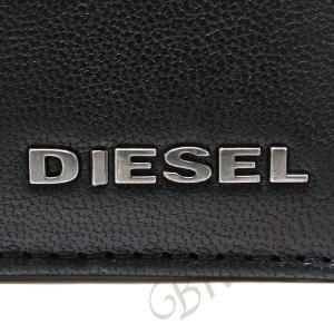 ディーゼル DIESEL 財布 メンズ 二つ折り財布 FRESH STARTER HIRESH S レザー ブラック×レッド X04459 PR227 H5644 【2017年秋冬新作】[在庫品]|brandol|06