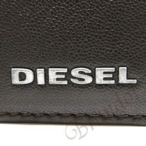 ディーゼル DIESEL キーケース メンズ FRESH STARTER レザー ブラウン×ライトブルー X04462 PR227 H6475 [在庫品]|brandol|06