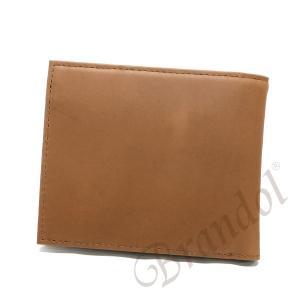 ディーゼル DIESEL 財布 メンズ 二つ折り財布 モヒカンスタンプ レザー ライトブラウン X04763 PR160 T2278 【2018年春夏新作】[在庫品]|brandol|02
