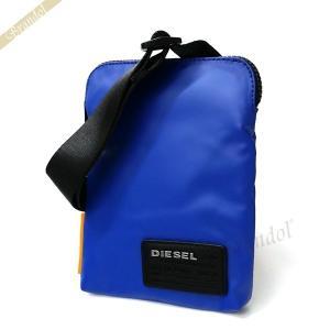 ディーゼル DIESEL メンズ ショルダーバッグ ブルー X04815 P1157 T6050 [在庫品]|brandol