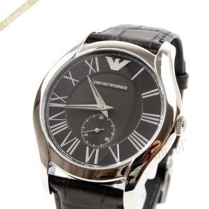 エンポリオアルマーニ EMPORIO ARMANI メンズ腕時計 クラシック 43mm ブラック AR1703 [在庫品]|brandol