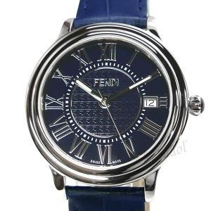 フェンディ FENDI メンズ腕時計 クラシコ ラウンド 38mm ネイビー F256013031 [在庫品]|brandol|03