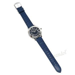 フェンディ FENDI メンズ腕時計 クラシコ ラウンド 38mm ネイビー F256013031 [在庫品]|brandol|05