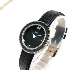 フェンディ FENDI レディース腕時計 MayWay 28mm ブラック F352021011 [在庫品]|brandol
