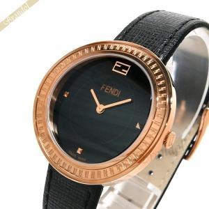 フェンディ FENDI レディース腕時計 MayWay 28mm ブラック F354531011 [在庫品]|brandol