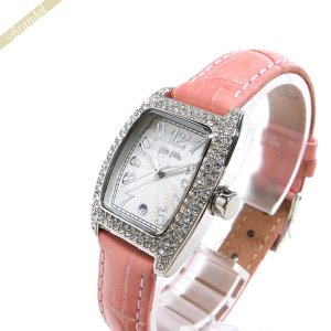 フォリフォリ Folli Follie レディース腕時計 ピンク S922ZISLV/PNK [在庫品] brandol