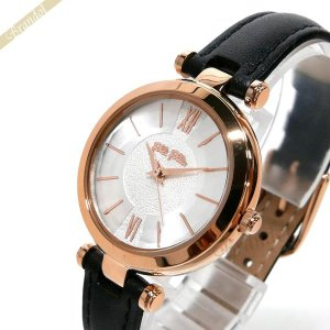 フォリフォリ Folli Follie レディース腕時計 レディー バブル 30mm シルバー×ブラック WF16R009SPS BK [在庫品] brandol