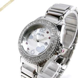 フォリフォリ Folli Follie レディース腕時計 シルバー WF9A049BTS [在庫品] brandol