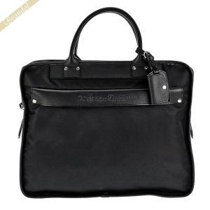 フェリージ Felisi メンズ ビジネスバッグ ナイロン キャンバス ブリーフケース ブラック 8637/2/DS 0041 BLACK/BLACK [在庫品] brandol