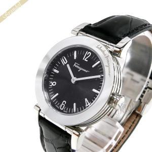 フェラガモ Ferragamo レディース腕時計 サルバトーレ 34mm ブラック F50SBQ9909S009 [在庫品]|brandol