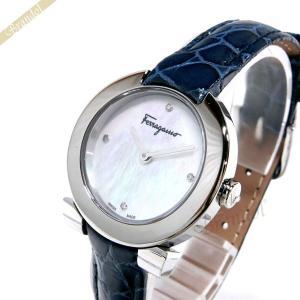 フェラガモ Ferragamo レディース腕時計 Ganci...
