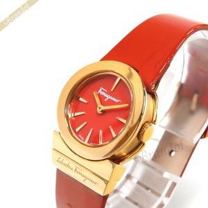 フェラガモ Ferragamo レディース 腕時計 Ganc...