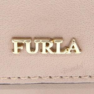 フルラ FURLA レディース 三つ折り財布 レザー ミニウォレット ベージュ PZ12 E35 TUK / 993902 【2019年春夏新作】 [在庫品]|brandol|07