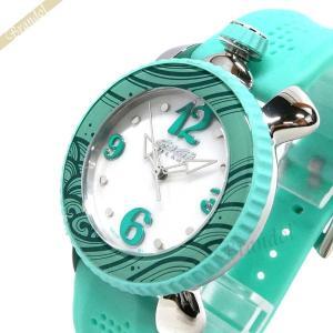ガガミラノ GaGa Milano レディース 腕時計 LADY SPORTS 39mm ホワイトシェル×ライトグリーン 7020.04|brandol