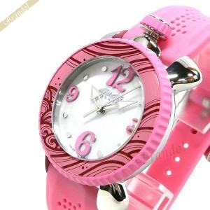 ガガミラノ GaGa Milano レディース 腕時計 LADY SPORTS 39mm ホワイトシェル×ライトピンク 7020.09|brandol
