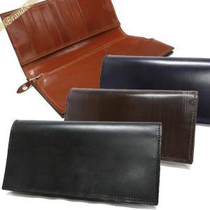 グレンロイヤル GLENROYAL 財布 メンズ 長財布 本革 ブライドルレザー 各色 03-5594 [在庫品]|brandol
