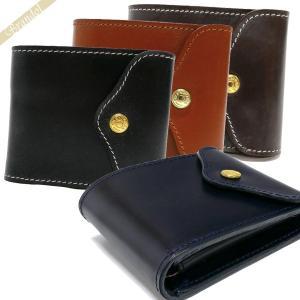 グレンロイヤル GLENROYAL 財布 メンズ 二つ折り財布 本革 ブライドルレザー 各色 03-5956 [在庫品]|brandol