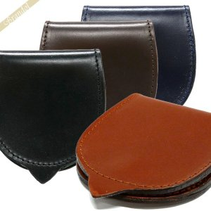 グレンロイヤル GLENROYAL 財布 メンズ 小銭入れ 本革 ブライドルレザー コインケース 各色 03-6146 [在庫品]|brandol