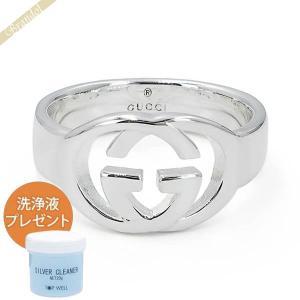グッチ GUCCI 指輪 メンズ・レディース 指輪 シルバーブリット シルバー 190483 J8400 8106 [在庫品]|brandol