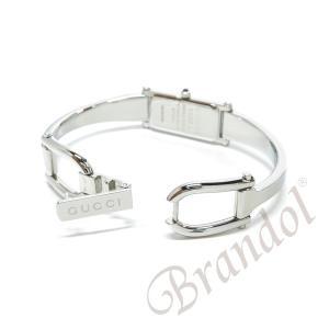 グッチ GUCCI レディース腕時計 1500 1Pダイヤ ブラック YA015555 [在庫品]|brandol|05