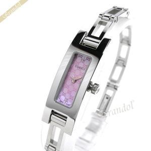 グッチ GUCCI レディース腕時計 3905 ピンク YA039547 [在庫品]|brandol