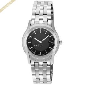 グッチ GUCCI メンズ腕時計 Gクラス ブラック YA055211 [在庫品]|brandol